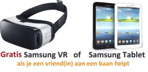 Gratis VR of Tablet2